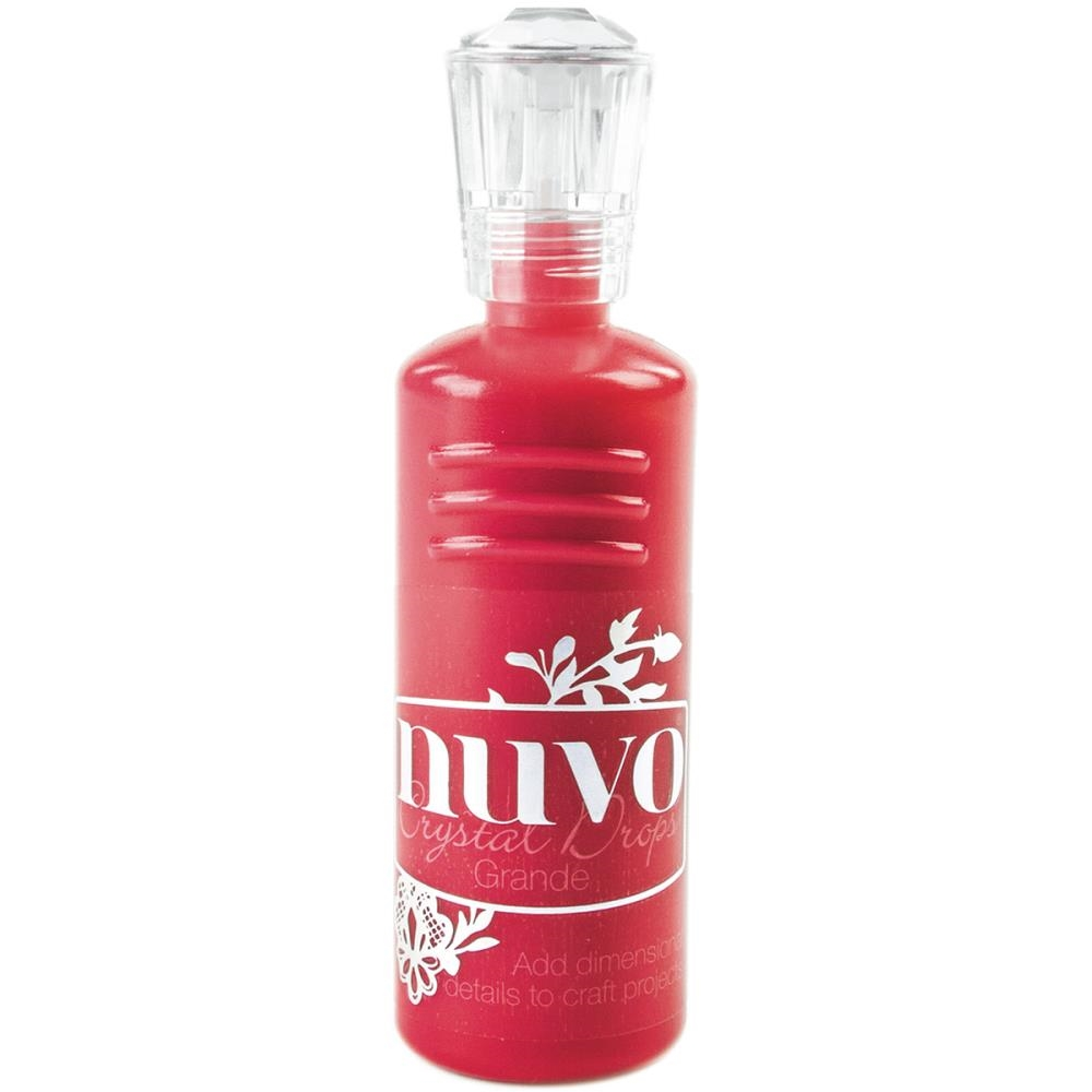 Tonic RED BERRY Grande Nuvo Crystal Drops 793N zoom image