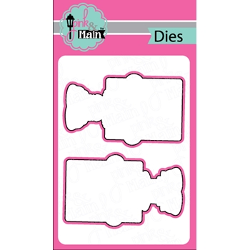 Pink and Main PICTURE PERFECT DIES 022474