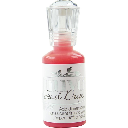 Tonic Nuvo Jewel Drops Strawberry Coulis
