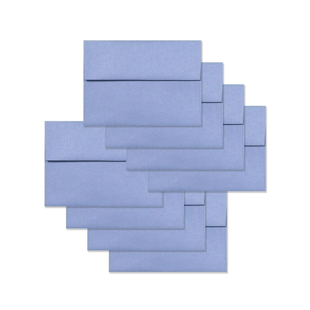 Simon Says Stamp Envelopes METALLIC CORNFLOWER BLUE SSSE39 zoom image
