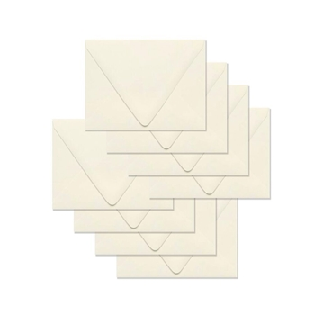 Simon Says Stamp Envelopes V FLAP CREAM SSSE55
