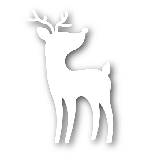 Simon's Exclusive Retro Deer Craft Die
