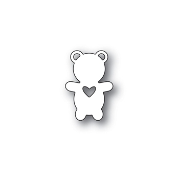 Simon Says Stamp BEAR HUGS Wafer Die S418 Diecember