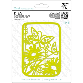 DoCrafts WILDFLOWER BEAUTY XCut Dies Set 504083