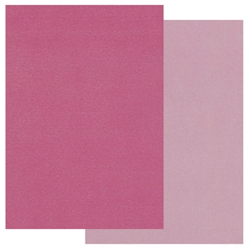 Claritystamp A5 TWO TONE PINK PARCHMENT Paper GROAC40188A5