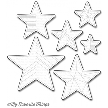 My Favorite Things STARS ABOVE Die-Namics MFT1022*