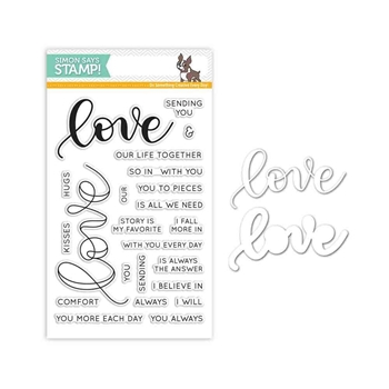 SSS Love Stamp & Die Bundle