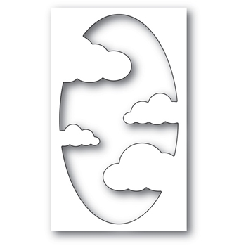 Memory Box COOL CLOUD COLLAGE Craft Die 99700