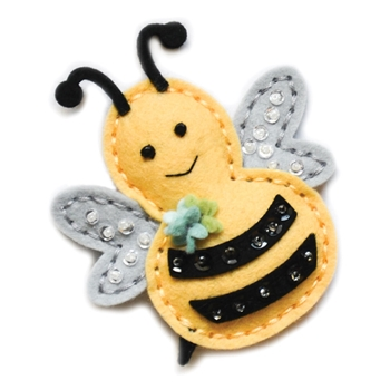 Memory Box PLUSH BIG BUMBLE Craft Die 99614