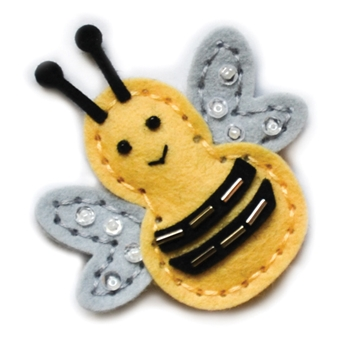 Memory Box PLUSH BABY BUMBLE Craft Die 99656