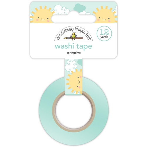 Doodlebug SPRINGTIME Washi Tape Spring Things 5465 Preview Image