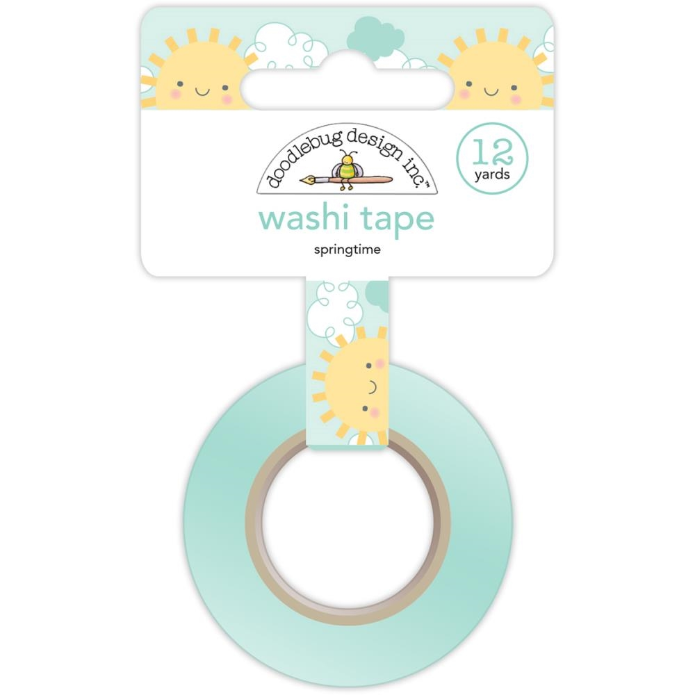 Doodlebug SPRINGTIME Washi Tape Spring Things 5465 zoom image