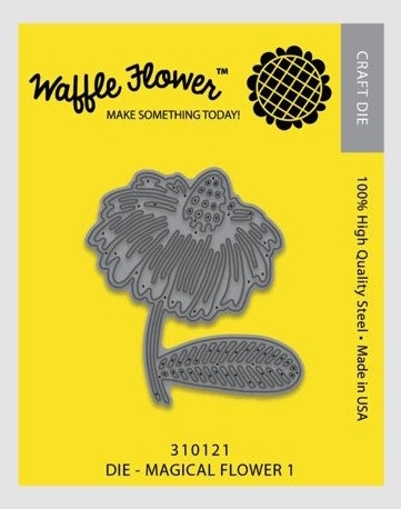 Waffle Flower MAGICAL FLOWER 1 Die 310121 Preview Image
