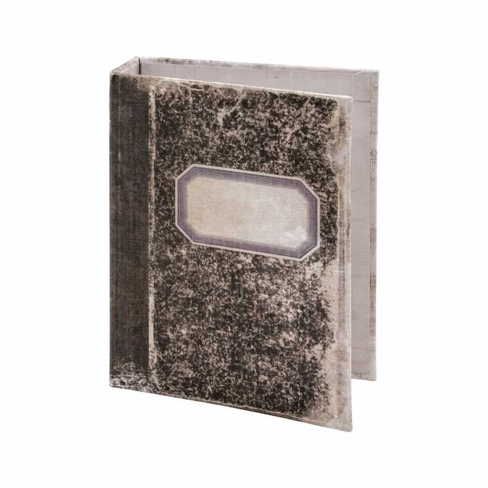 Tim Holtz Idea-ology NOTEBOOK Worn Binder TH93588 zoom image