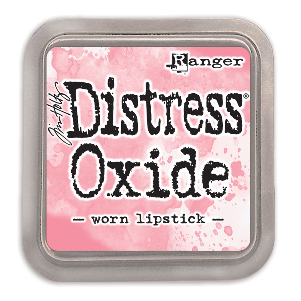 Worn Lipstick Distress Oxide Ink