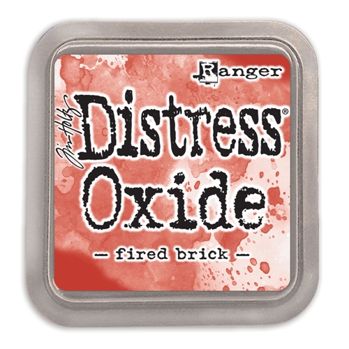Tim Holtz Distress Oxide Ink Pad FIRED BRICK Ranger TDO55969 Preview Image