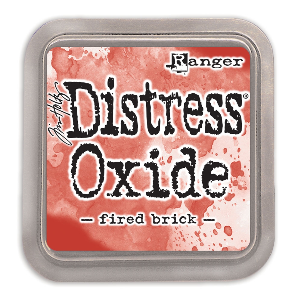Fired Brick Distress Oxide Ink
