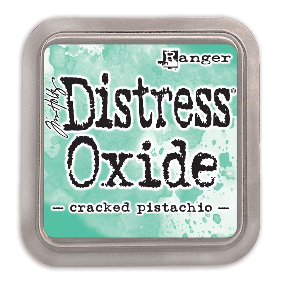 Cracked Pistachio Distress Oxide Ink