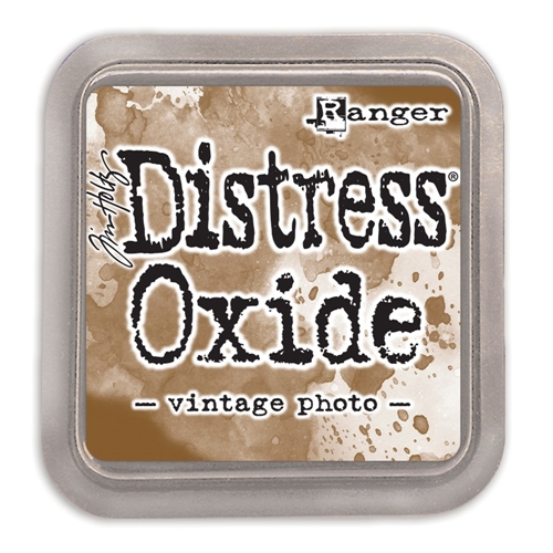 Tim Holtz Distress Oxide Ink Pad VINTAGE PHOTO Ranger TDO56317 Preview Image