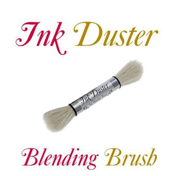 Inkylicious INK DUSTER Twin End Blending Brush INKY1