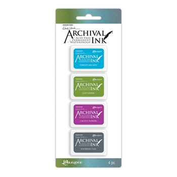 Ranger Wendy Vecchi Mini Archival Ink Pads KIT 2 AMDK57802