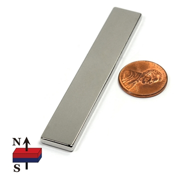 NEODYMIUM BLOCK MAGNET Rectangle NB032
