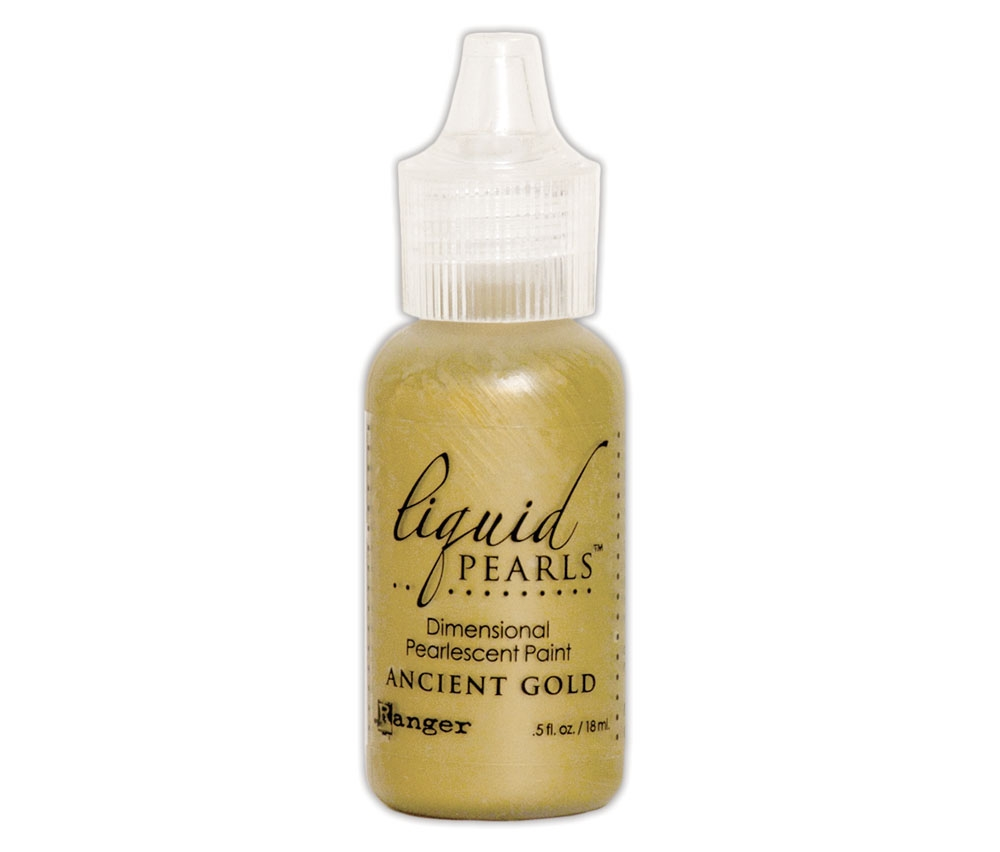Ranger ANCIENT GOLD Liquid Pearls Pearlescent Paint LPL56423 zoom image