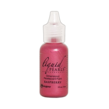 Ranger RASPBERRY Liquid Pearls Pearlescent Paint LPL56478