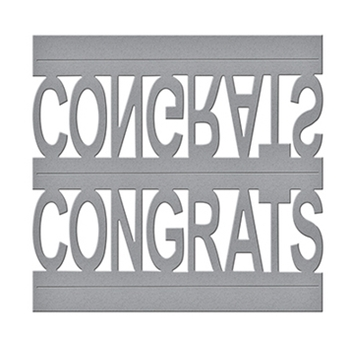 S3-246 Spellbinders CONGRATS POP-UP Celebrate the Day by Marisa Job Etched Dies