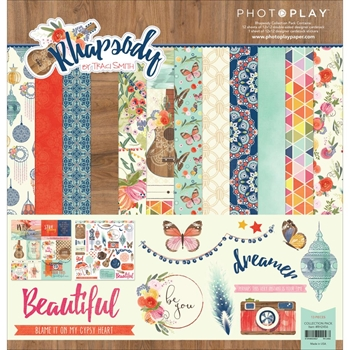 PhotoPlay RHAPSODY 12 x 12 Collection Pack RH2456