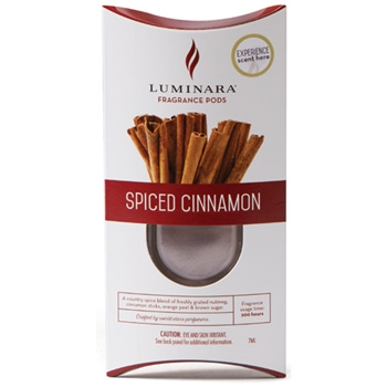 Luminara SPICED CINNAMON Fragrance Pods 10014505