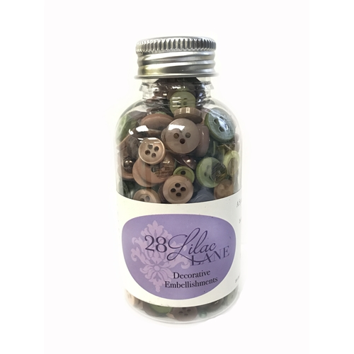 28 Lilac Lane THROUGH THE WOODS Embellishment Bottle DELL216 Preview Image