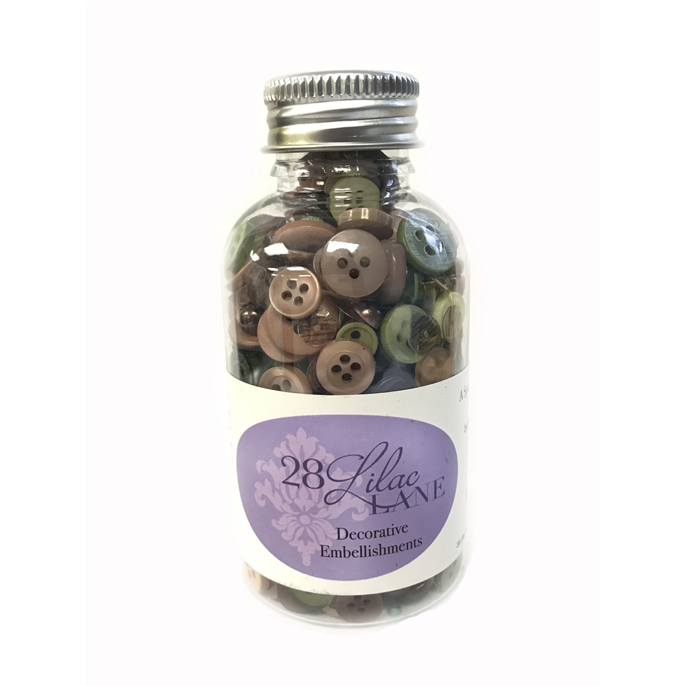 28 Lilac Lane THROUGH THE WOODS Embellishment Bottle DELL216 zoom image