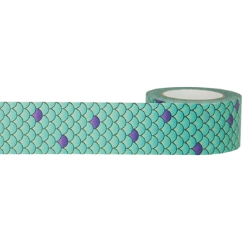 Little B MERMAID SCALES Paper Tape 102368