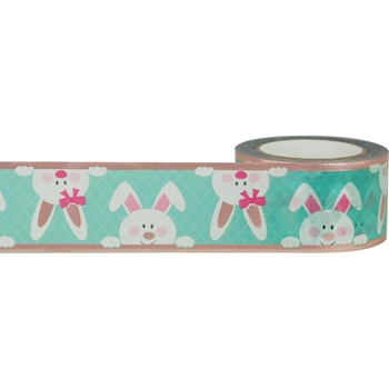 Little B BUNNIES Foil Tape 102349