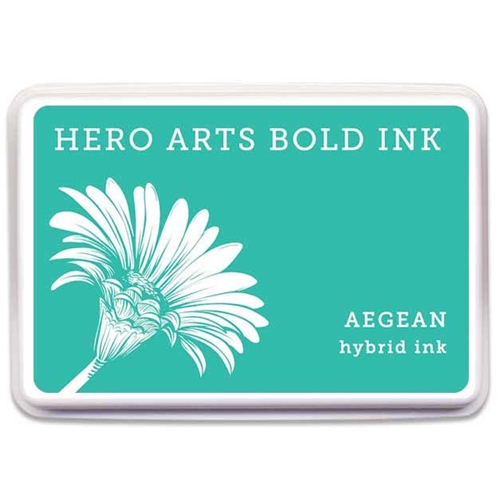 Hero Arts Hybrid Bold Ink Pad AEGEAN AF387 Preview Image