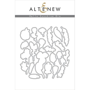 Altenew HELLO SUNSHINE DIE Set ALT1531
