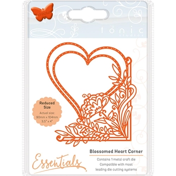 Tonic Studios BLOSSOMED HEART Fanciful Floral 1535E