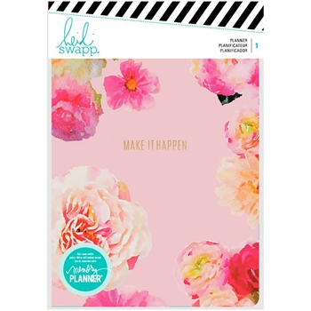 Heidi Swapp MAKE IT HAPPEN Personal Memory Planner 2017 313353