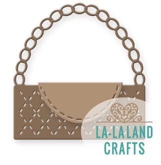 La-La Land Crafts PURSE Die Set 8260