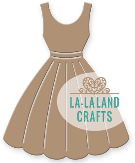 La-La Land Crafts DRESS Die 8261