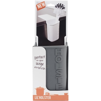 Holster Brands WIDE LIL' GRAY Silicone Holder 004542