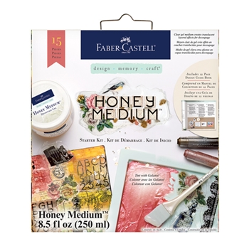 Faber-Castell HONEY MEDIUM Starter Kit 770504T