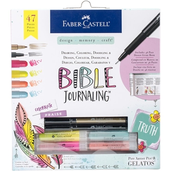 Faber-Castell BIBLE JOURNALING Kit 770410T