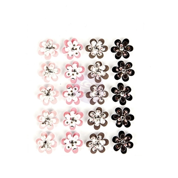 Prima Marketing FLORITO Rose Quartz Flowers 595128