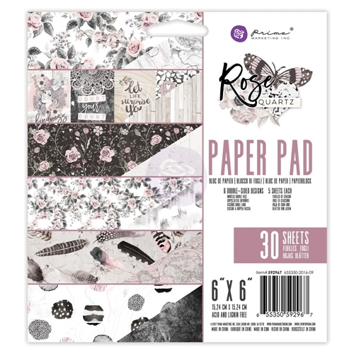 Prima Marketing ROSE QUARTZ 6 x 6 Collection Kit 592967 Preview Image