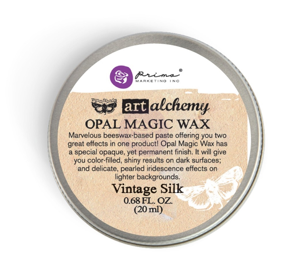 Prima Marketing VINTAGE SILK Art Alchemy Opal Magic Wax 964283 zoom image