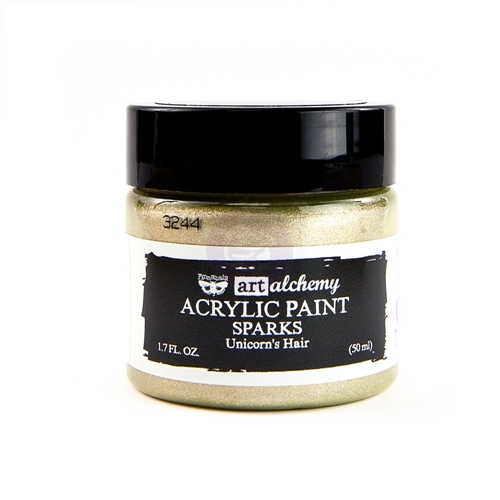 Prima Marketing SPARKS UNICORN'S HAIR Art Alchemy Acrylic Paint 964061 Preview Image