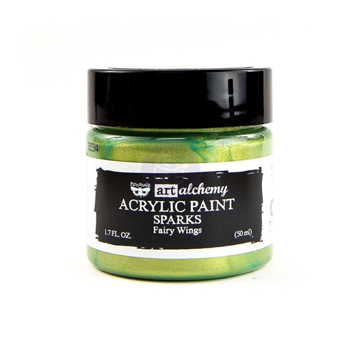 Prima Marketing SPARKS FAIRY WINGS Art Alchemy Acrylic Paint 964078 Preview Image