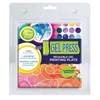 Gel Press 12 x 12 REUSABLE GEL PRINTING PLATE 10803